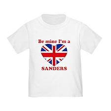 Sanders, Valentine's Day T