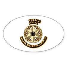 Police Decal