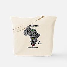 Afrika Harlem Tote Bag