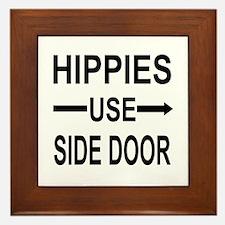 HIPPIES Framed Tile