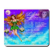 Goddess Libra Mousepad