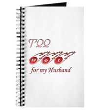 Too Hot for My Husband! Journal