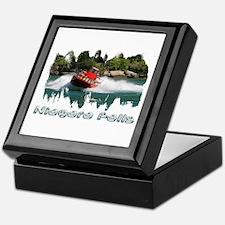 Niagara Jet Boat Keepsake Box