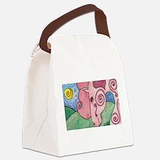 Unique Gypsy Canvas Lunch Bag