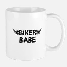 Biker Babe Mugs