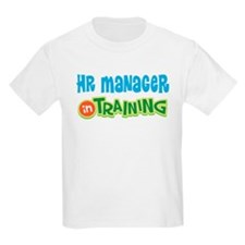 HR Manager In Training T-Shirt