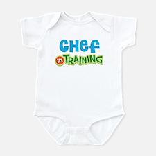 Chef In Training Infant Bodysuit