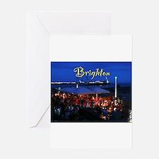 Brighton Pier Pro Photo Greeting Cards