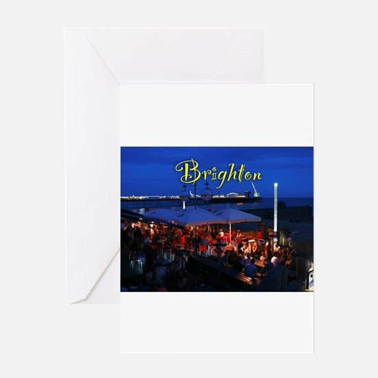 Brighton Pier Pro Photo Greeting Cards