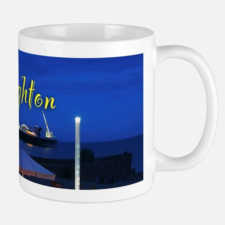 Brighton Pier Pro Photo Mugs