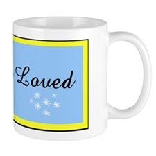 You Are Loved Small Mug