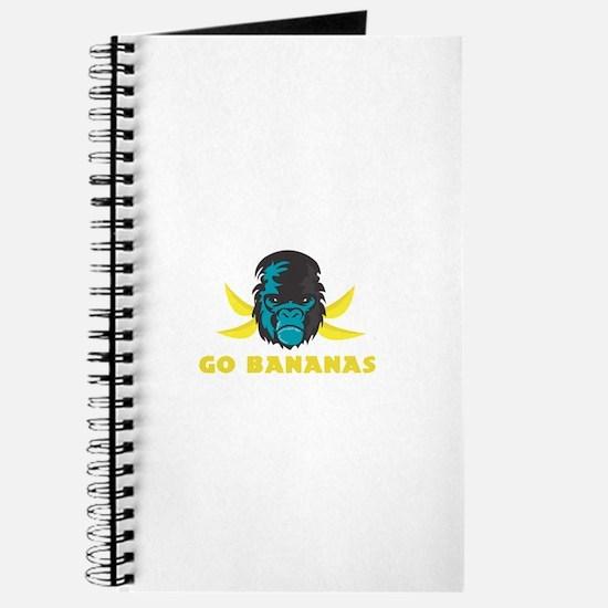Go Bananas Journal