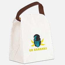 Go Bananas Canvas Lunch Bag