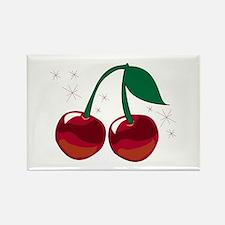 Sparkling Cherries Magnets