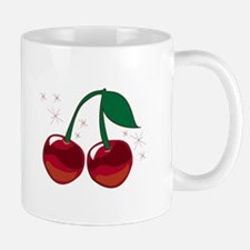 Sparkling Cherries Mugs