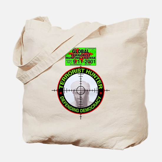 Hunting Hunting Tote Bag