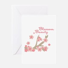Blossom Beauty Greeting Cards
