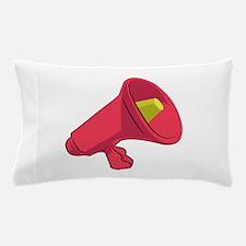 Bullhorn Pillow Case
