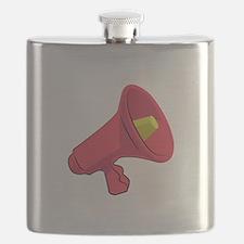 Bullhorn Flask