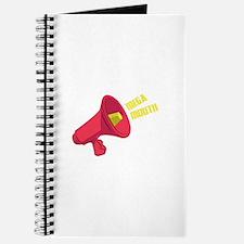 Mega Mouth Journal
