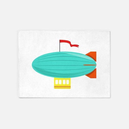Zeppelin 5'x7'Area Rug