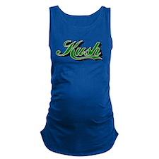 KUSH [1 green] Maternity Tank Top