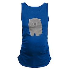 Wombat Maternity Tank Top