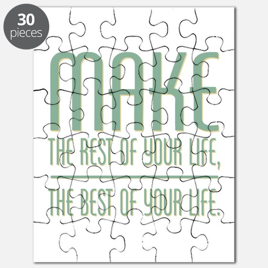 The Best of Your Life Puzzle