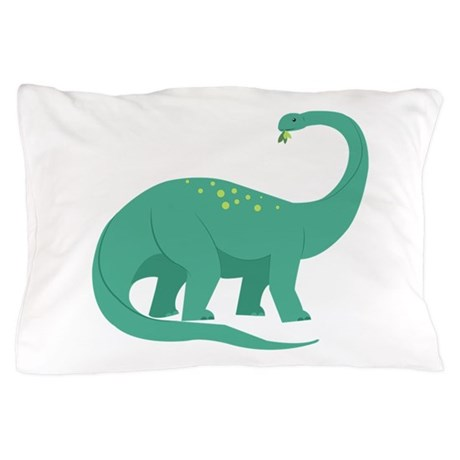 Dinosaur Pillow Case by Windmill13