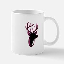 Fuchia Buck Mugs