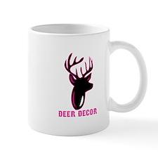 Deer Decor Mugs