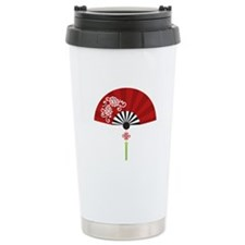 Asian Fan Travel Mug