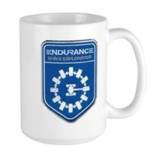 Endurance Interstellar Mission Mug