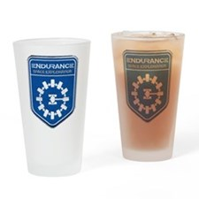 Endurance Interstellar Mission Drinking Glass