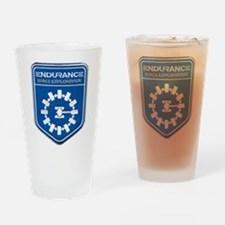 Endurance Interstellar Mission Drinking Glass