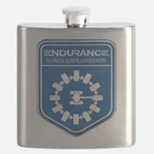 Endurance Interstellar Mission Flask