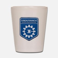 Endurance Interstellar Mission Shot Glass
