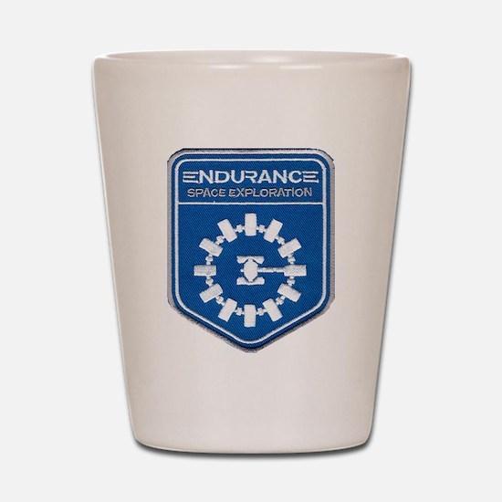 Endurance Interstellar Mission Shot Glass