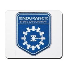 Endurance Interstellar Mission Mousepad