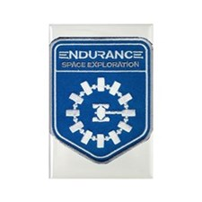 Endurance Interstellar Mission Rectangle Magnet