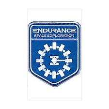 Endurance Interstellar M Decal