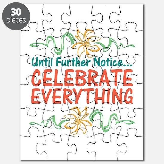 Celebrate Everything Puzzle