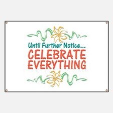 Celebrate Everything Banner