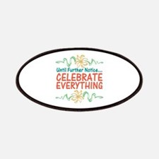 Celebrate Everything Patches