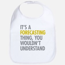 Its A Forecasting Thing Bib