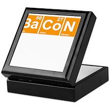 Bacon Elements Keepsake Box