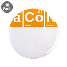 "Bacon Elements 3.5"" Button (10 pack)"
