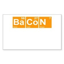 Bacon Elements Decal