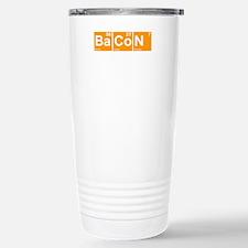 Bacon Elements Travel Mug
