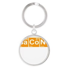 Bacon Elements Keychains
